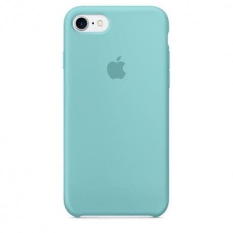 coque apple bleu iphone 8