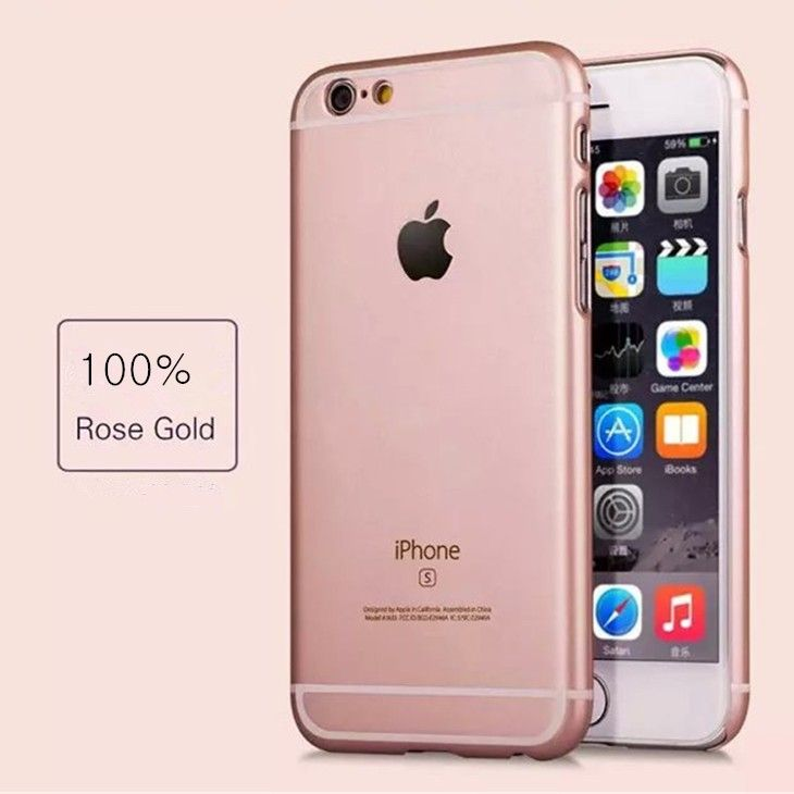 coque apple iphone 5 rose golde