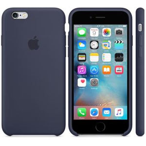 coque apple iphone 6 bleu nuit