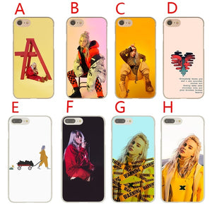 coque billie eilish iphone 7 plus