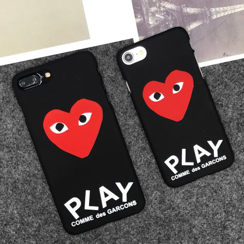 coque cdg iphone 8