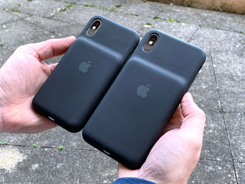 coque charge iphone xs