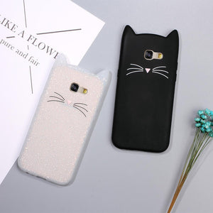 coque chat a5 2017 samsung