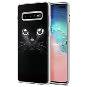 coque chat samsung galaxy s10 plus