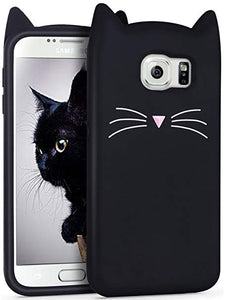 coque chat samsung s6