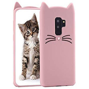 coque chat samsung s9