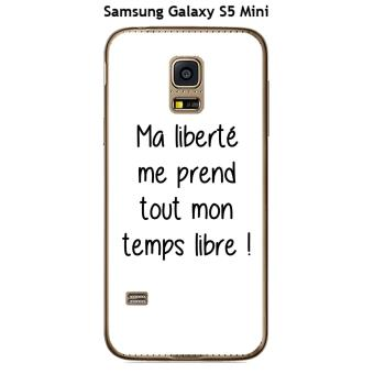 coque citation samsung s5