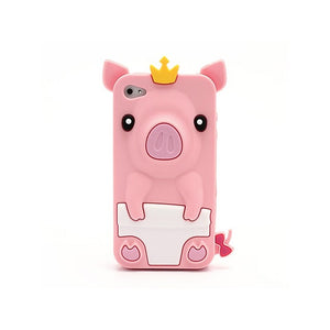 coque cochon iphone 4