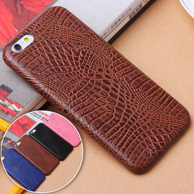 coque crocodile iphone 6