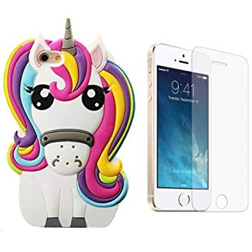 coque d iphone 5 3d animeaux