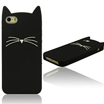 coque de chat iphone 5
