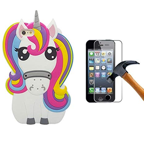 coque de iphone 4 licorne