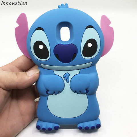 coque de samsung j3 2017 stitch