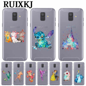 coque disney samsung galaxy a6 plus
