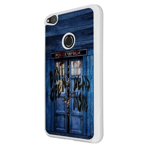 coque doctor who huawei p8 lite
