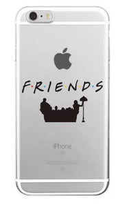 coque friends iphone 7