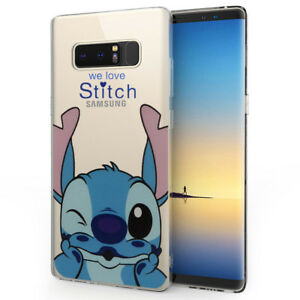 coque galaxy note 8 samsung stitch