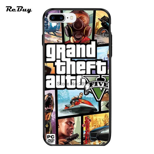 coque gta 5 iphone 6