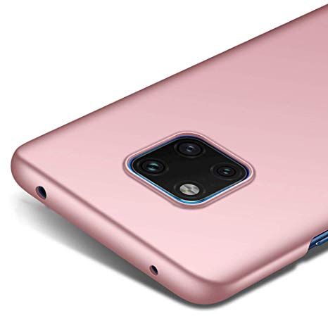 coque huawei mate 20 pro rose gold