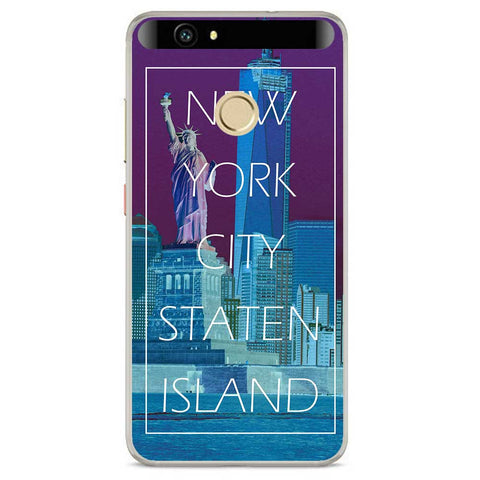 coque huawei nova new york
