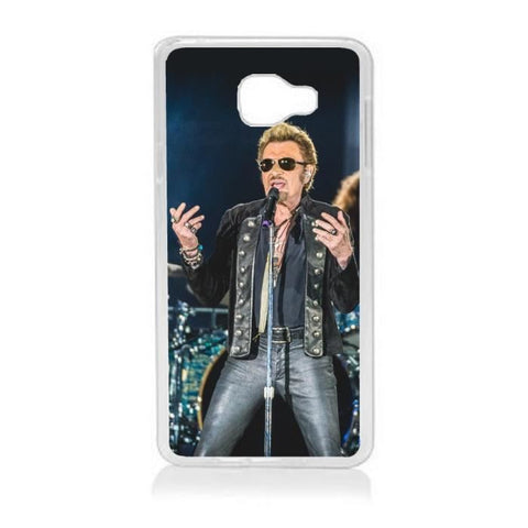 coque huawei p10 lite johnny hallyday
