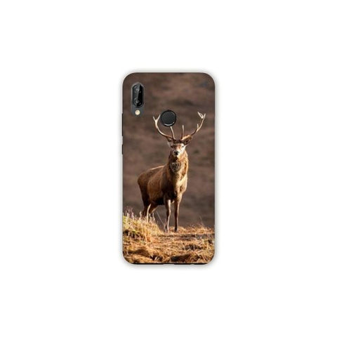 coque huawei p20 lite chasse