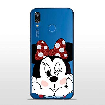 coque huawei p20 lite minnie mickey