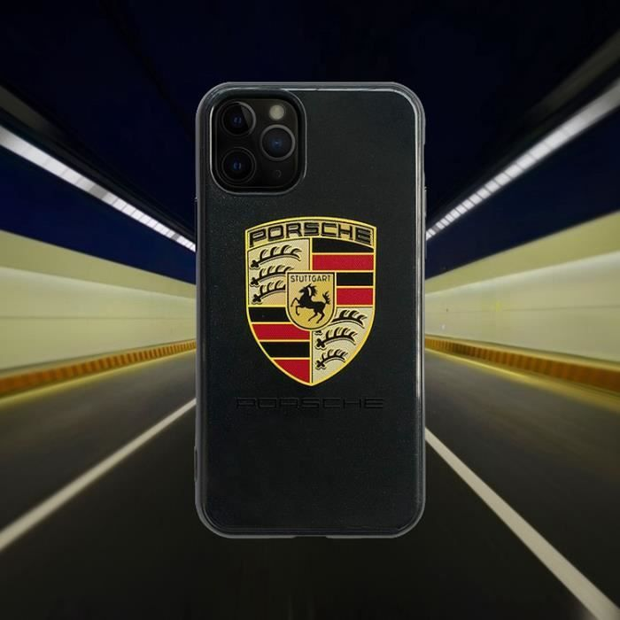 coque iphone 12 porsche