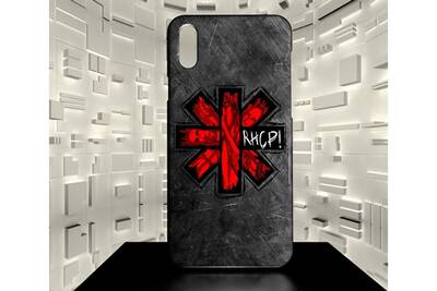 coque iphone 12 red hot chili peppers