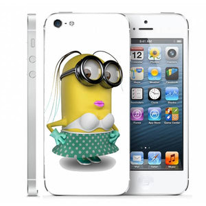 coque iphone 4 minion