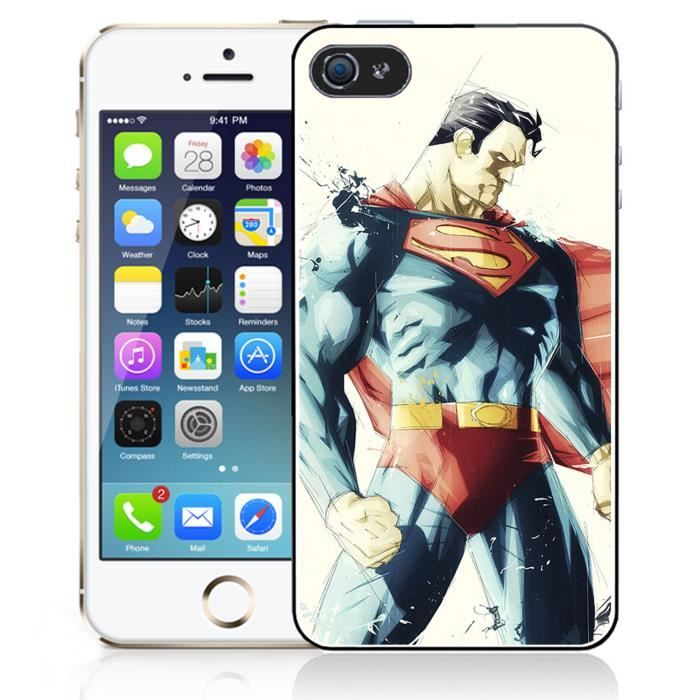 coque iphone 4 superman