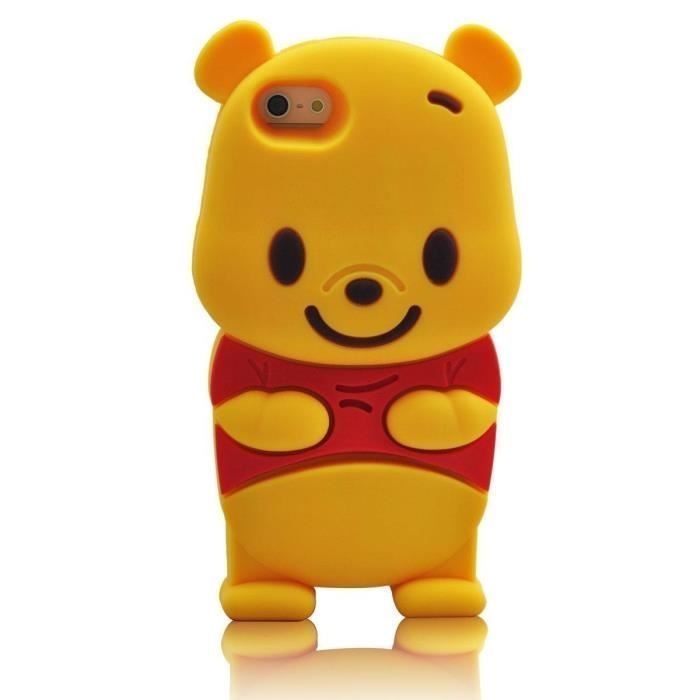 coque iphone 4 winnie l'ourson