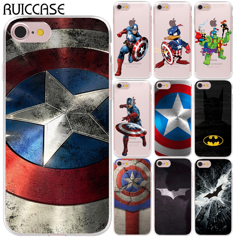 coque iphone 5 captain america