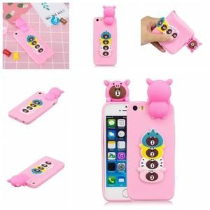 coque iphone 5 en silicone 3d