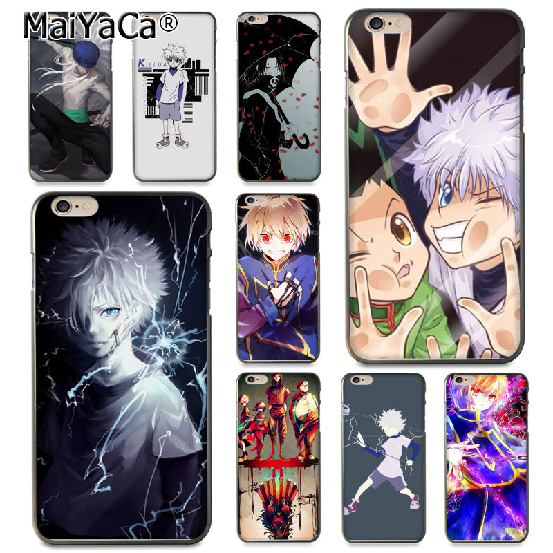 coque iphone 5 hunter x hunter