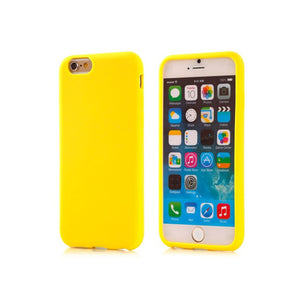coque iphone 5 jaune