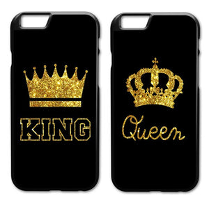 coque iphone 5 king queen