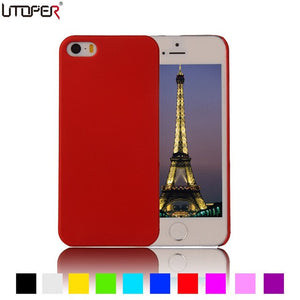 coque iphone 5 matte