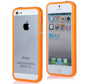 coque iphone 5 orange