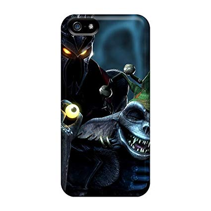 coque iphone 5 overlord