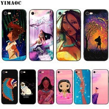 coque iphone 5 pocahontas