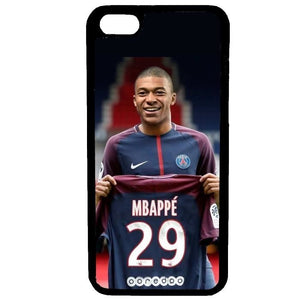 coque iphone 5 psg mbappe
