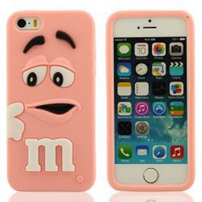 coque iphone 5 silicone fille