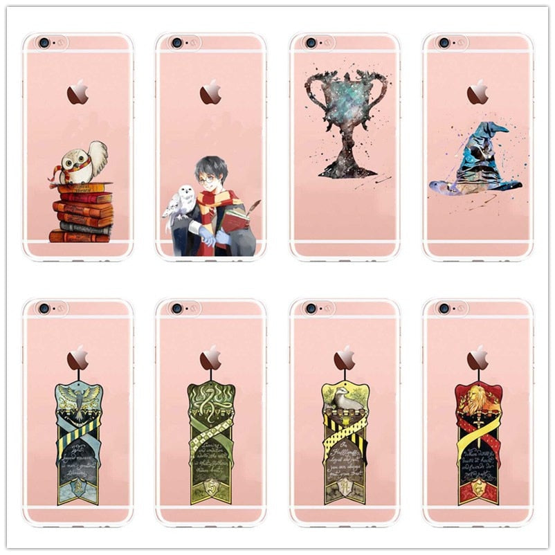 coque iphone 5 silicone harry potter