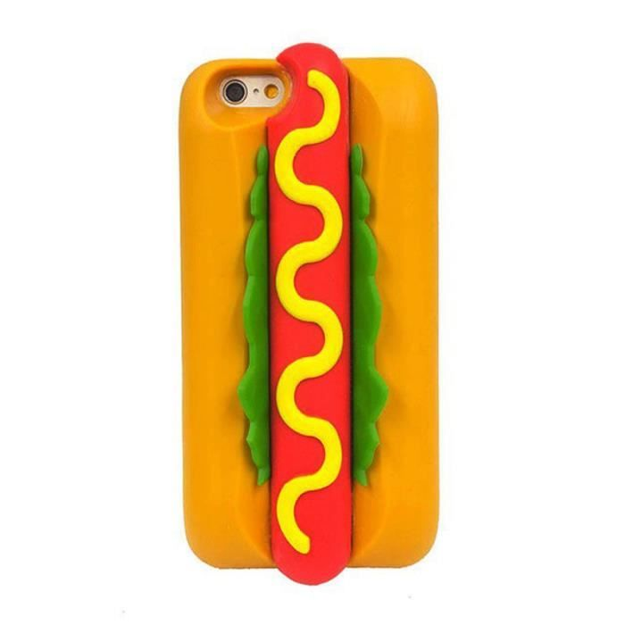 coque iphone 5 silicone nourriture