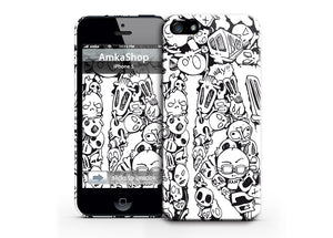 coque iphone 5 skull