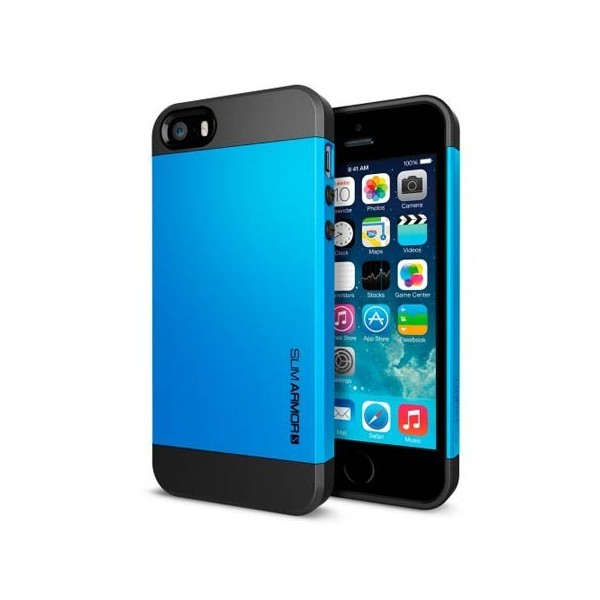 coque iphone 5 spigen