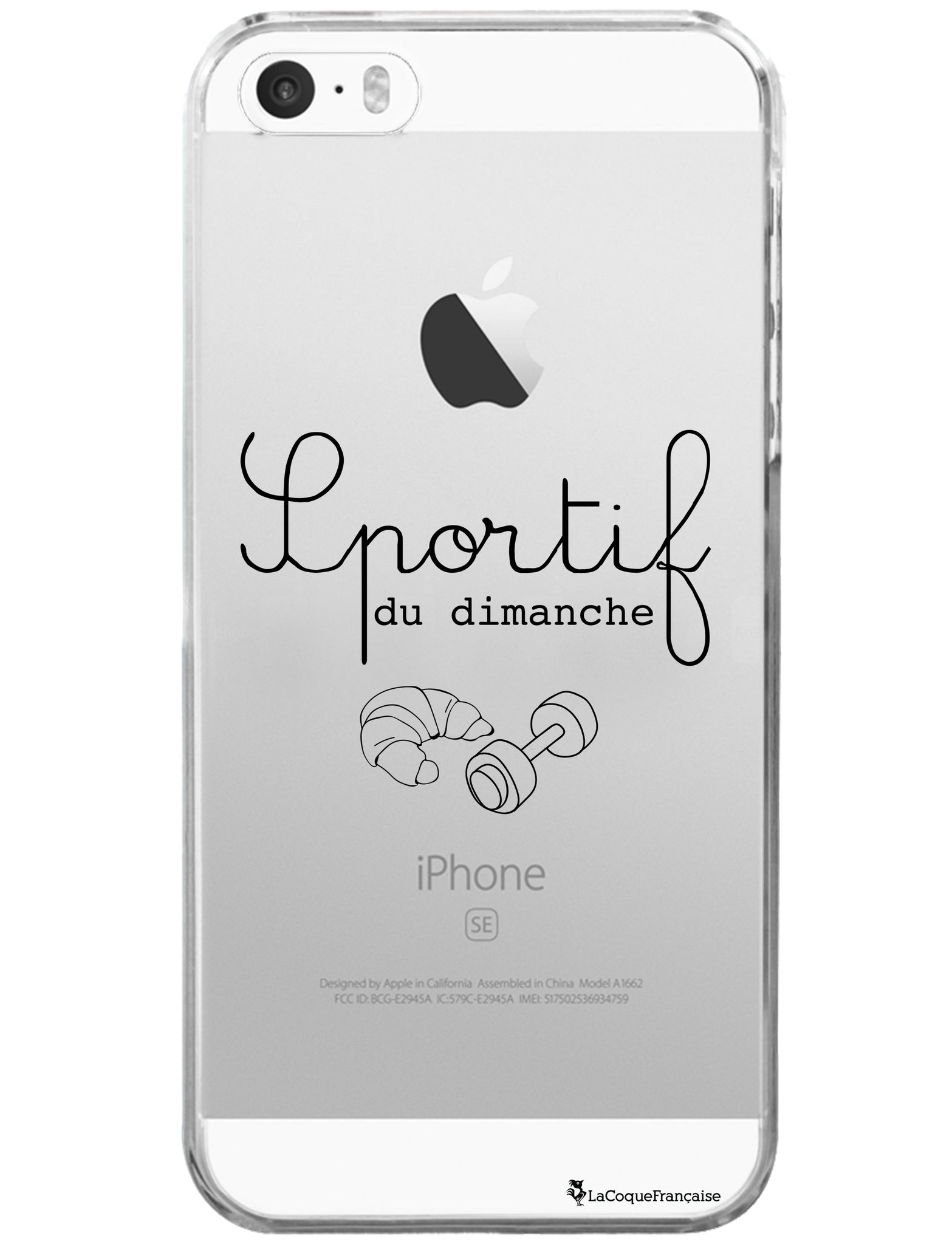 coque iphone 5 sportif