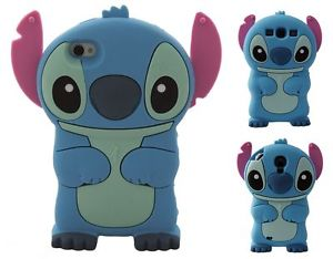 coque iphone 5 stitch 3d
