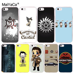 coque iphone 5 supernatural
